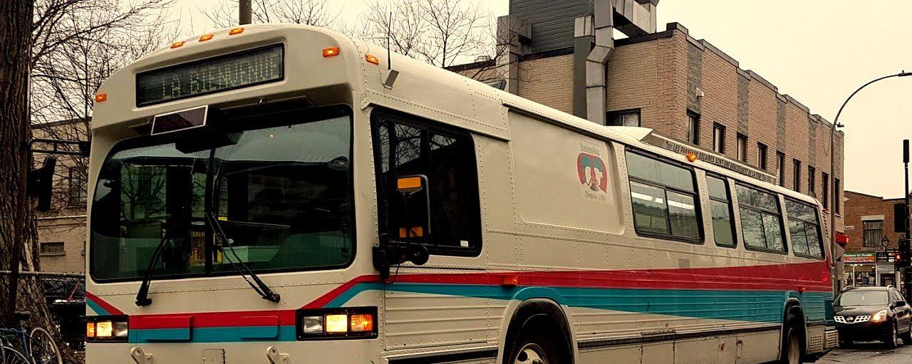 Rechaud-Bus